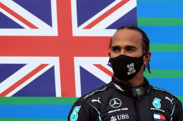 Хэмилтон и русские слоны. Чемпион «Формулы-1» опять лезет не в свое дело?