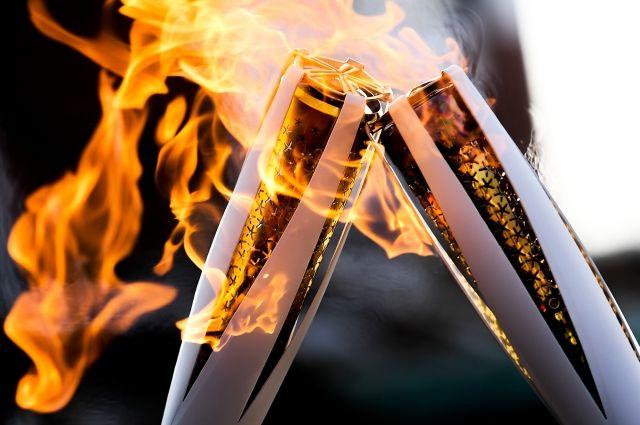 В Фукусиме стартовала эстафета олимпийского огня