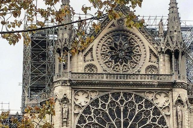 Во Франции утвердили проект реставрации каркаса крыши Нотр-Дама
