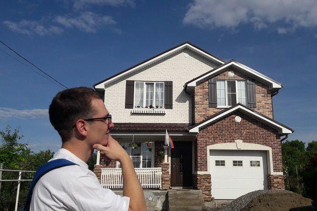 Внесен законопроект о распространении семейной ипотеки на ИЖС