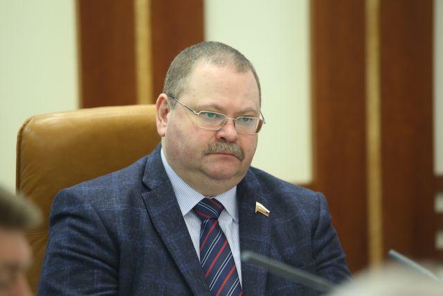 Мельниченко официально отправил в отставку правительство Пензенской области