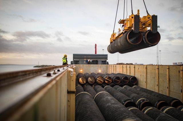 США намерены наращивать санкции против «Северного потока – 2»