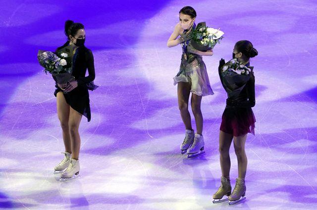 Победители и призеры чемпионата мира по фигурному катанию из России