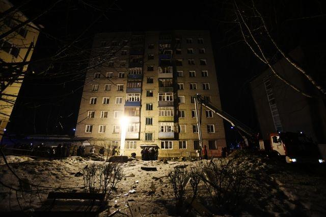 Возбуждено еще два уголовных дела после обрушения квартир в Татарстане