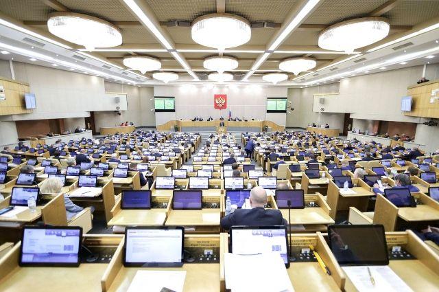 Госдума оценила заявления Киева о поддержке США в ситуации с Донбассом