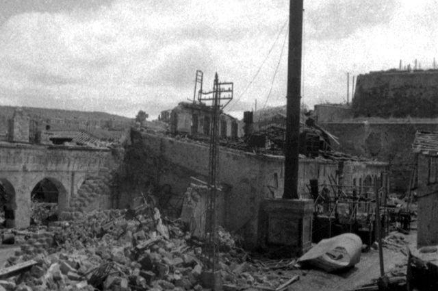 «Внучка Леночка». Первыми жертвами войны стали мирные жители Севастополя