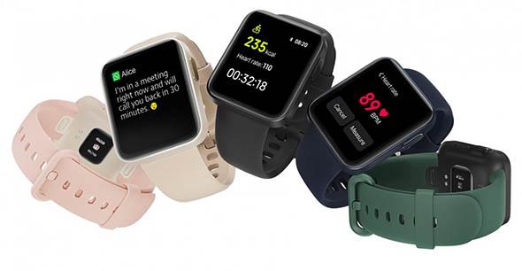 Xiaomi Mi Watch Lite представлены официально