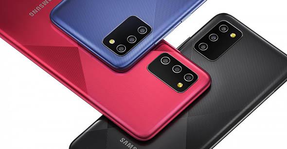 Samsung Galaxy M02s представлен официально