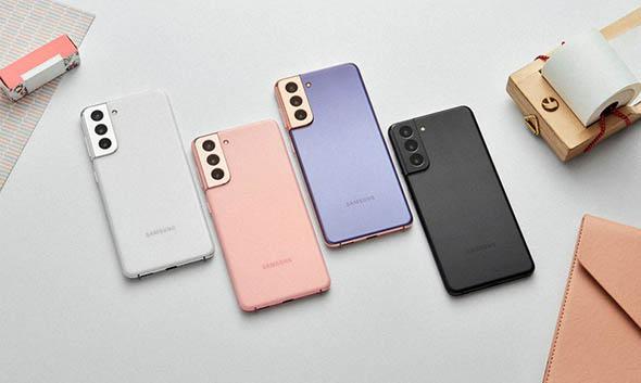 Samsung представила флагманскую серию Galaxy S21