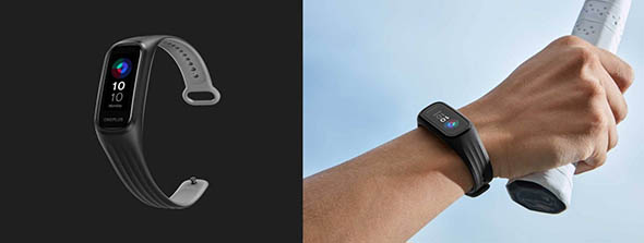 OnePlus Band представлен официально: цветной дисплей и 14 дней автономной работы