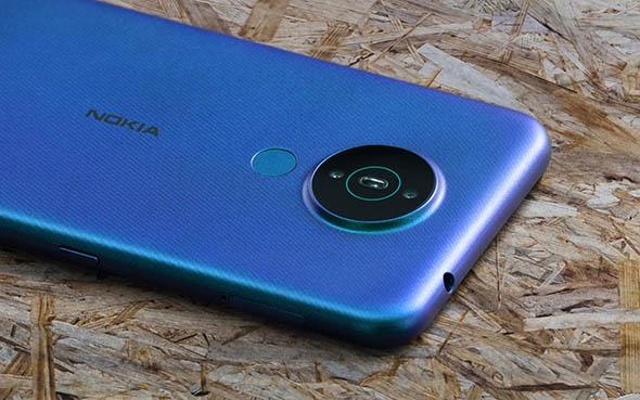 Представлен ультрабюджетный Nokia 1.4 с большой батареей