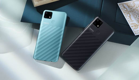 Realme представила недорогие Narzo 30 Pro и Narzo 30A