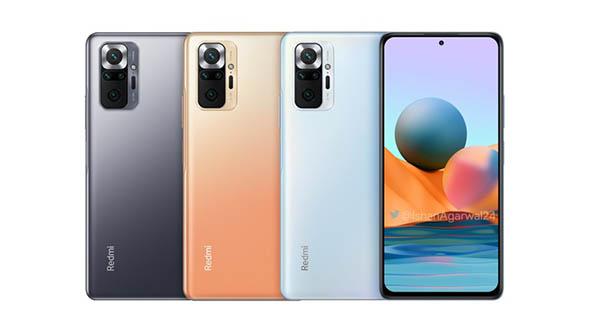 Xiaomi представила линейку Redmi Note 10