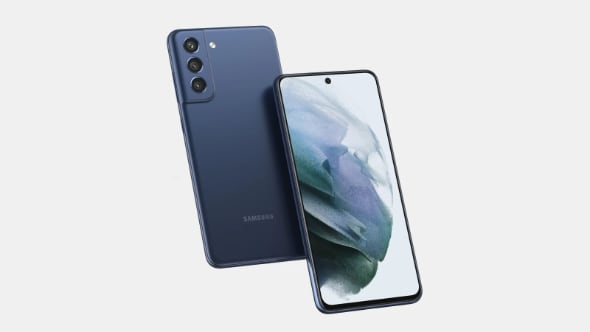 Samsung случайно упомянула Galaxy S21 FE на официальном сайте