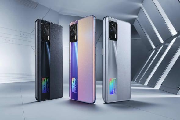 Realme официально представила топовый смартфон X7 Max 5G