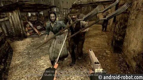 Ремейк Resident Evil 4 VR выходит на Oculus Quest 2