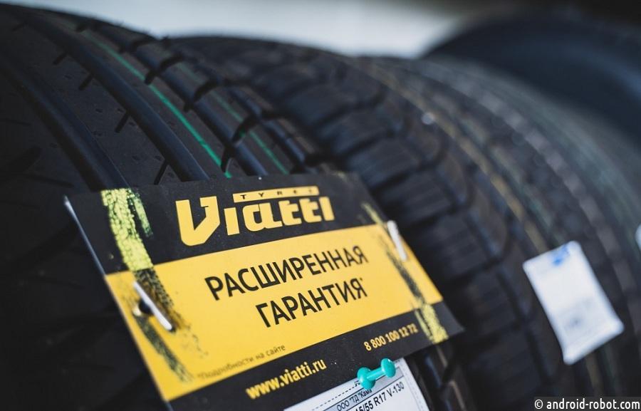 Летние шины Viatti в рейтинге лучших шин для комплектации автомобиля Hyundai Solaris по мнению издания «ЗнайАвто.ru»