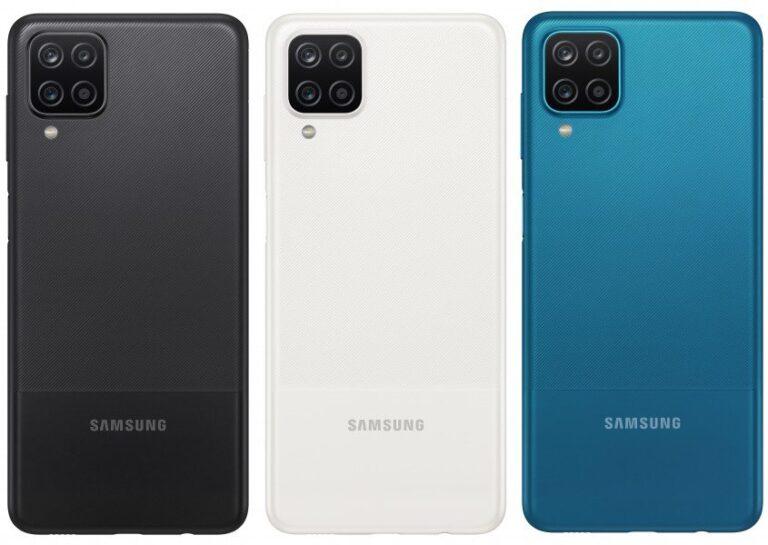 Цены на Samsung Galaxy A12s объявлены
