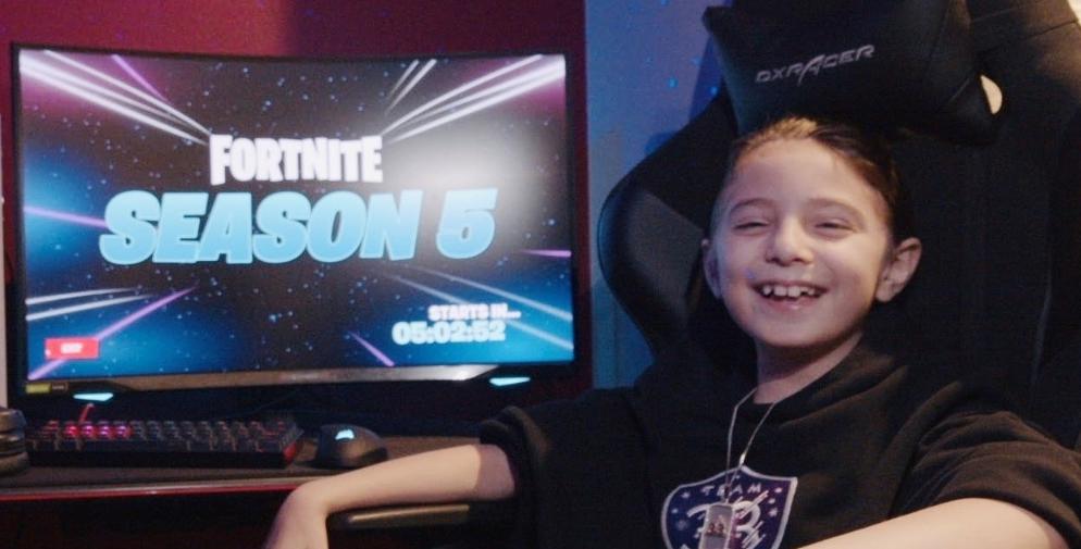 Киберспортивная организация подписала 8-летнего игрока в Fortnite — возможно, это незаконно