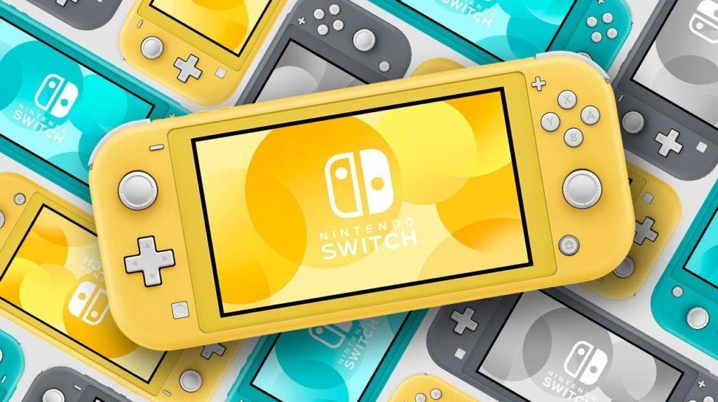 Самая продаваемая консоль ноября в США — Nintendo Switch