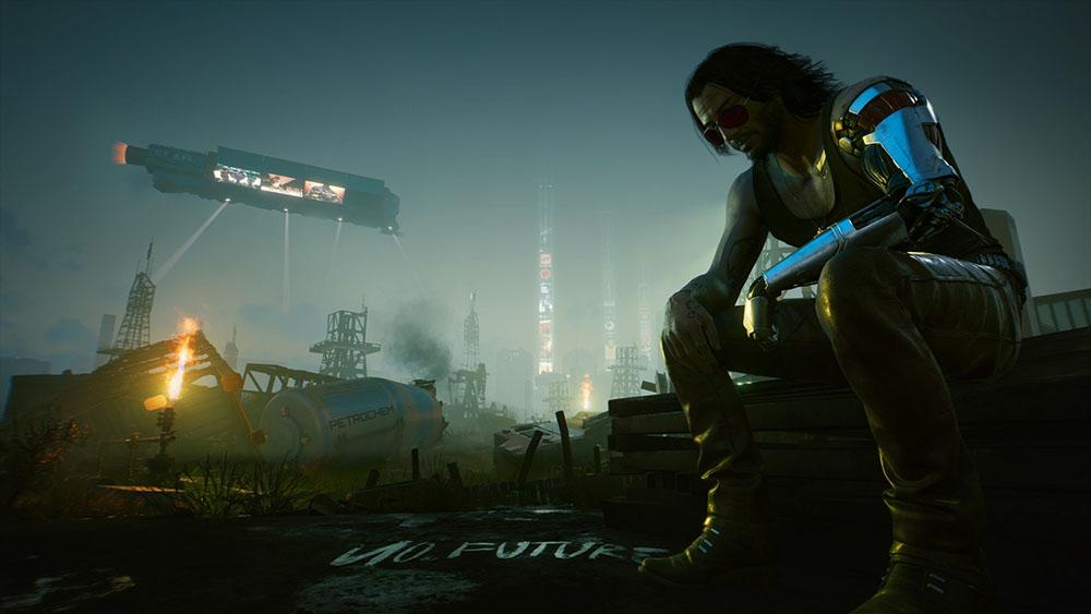 Стоимость акций CD Projekt упала на 43% с момента выхода Cyberpunk 2077