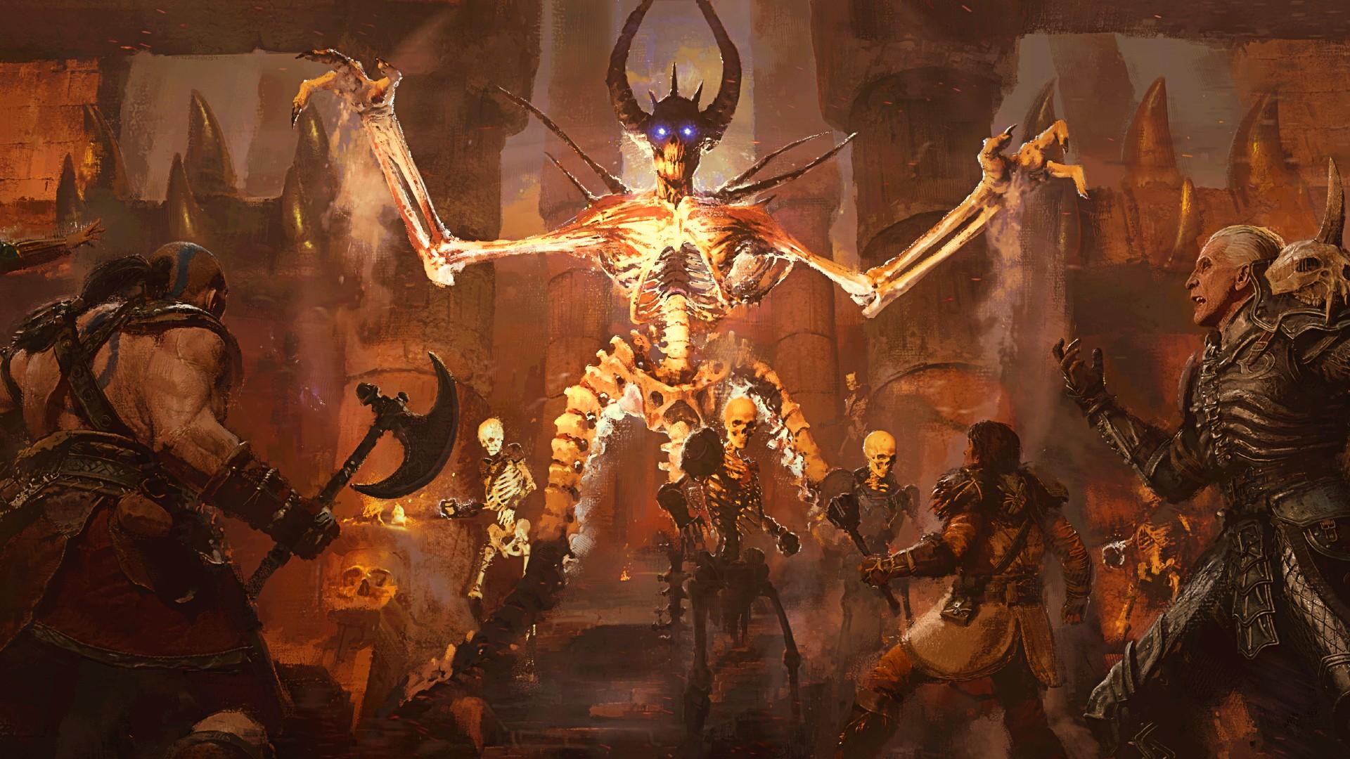 Ремастер Diablo II, детали Overwatch 2 и инцидент с Metallica: главные итоги первого дня BlizzConline