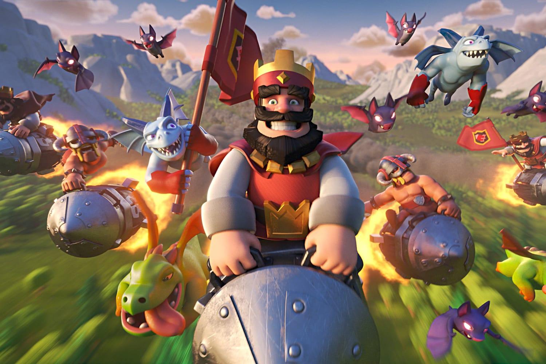Гендиректор Supercell об итогах 2020 года: «Мы недовольны результатами Clash Royale»