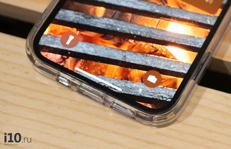 Недорогой чехол с хорошей защитой для новых iPhone — uBear Real Case