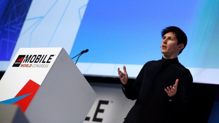 Павел Дуров рассказал, что Facebook копает под Telegram