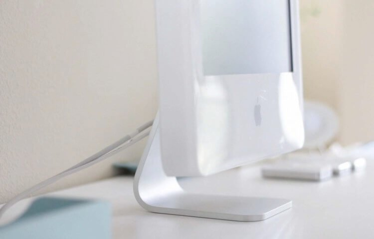 А не пора ли Apple наконец-то обновить дизайн iMac?