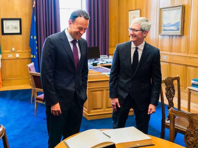 ЕС хочет заставить Apple заплатить 16 миллиардов долларов штрафа. Почему у него не получится