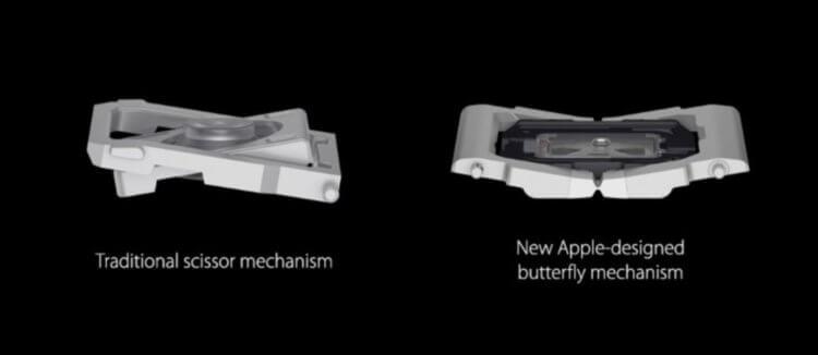 На Apple подают в суд за использование клавиатуры «бабочка» в MacBook