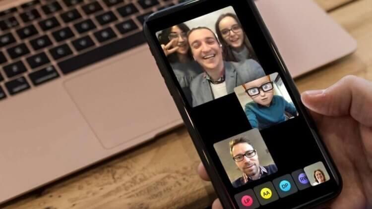 В FaceTime появился новый вид спама, который сводит с ума. Что с этим делать