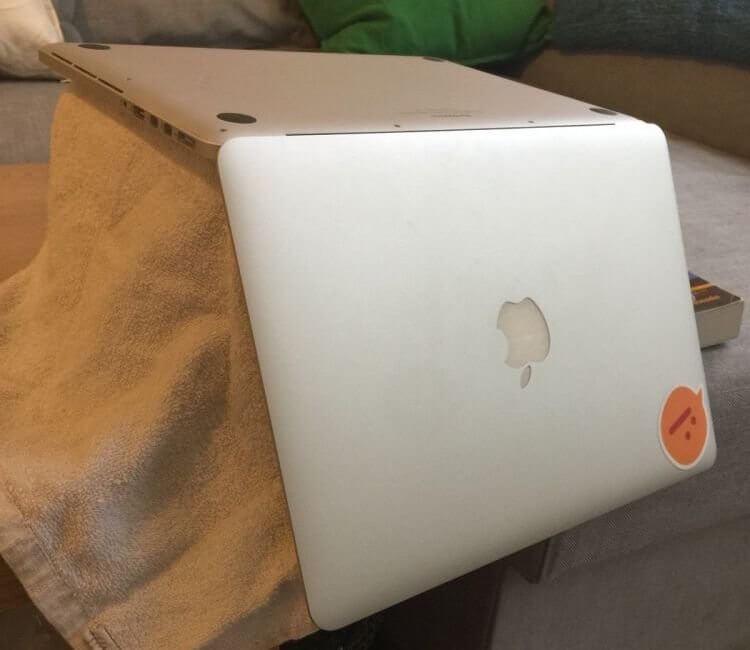 Что делать, если пролил воду на клавиатуру MacBook: советы специалистов