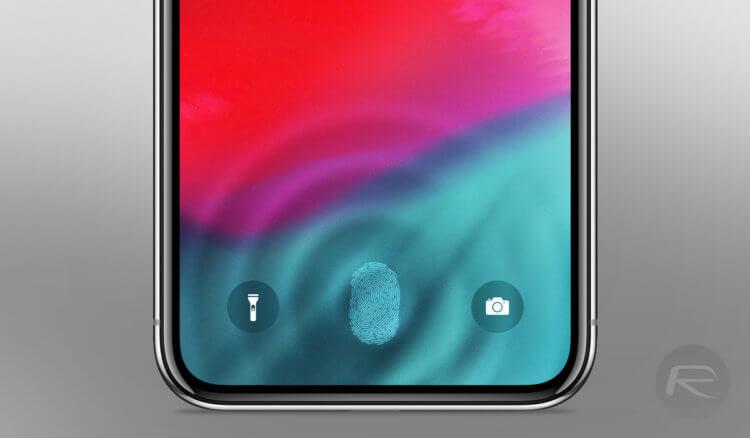 Если в iPhone 13 будет Touch ID, где его разместят?