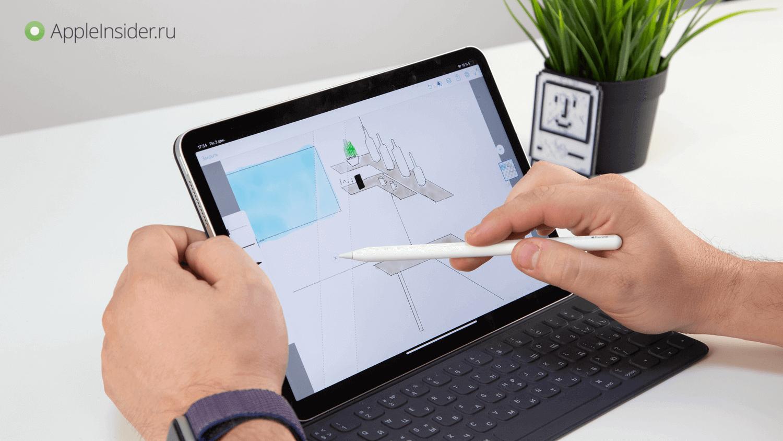 Зачем iPad Pro чип M1, если у него до сих пор iPadOS 14?