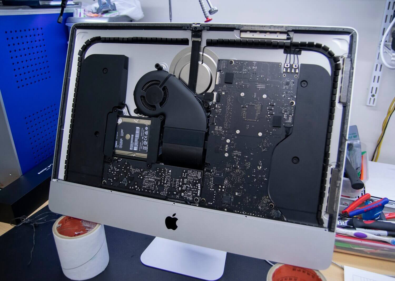 Как ускорить iMac до 2020 года выпуска