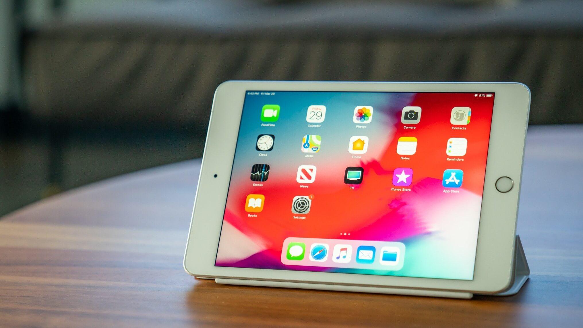 Почему iPad — это единственный нормальный планшет?