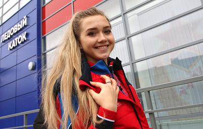Радионова отметила, что на нее произвел впечатление уровень юниорского финала Кубка России