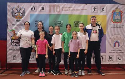 Более 100 человек приняли участие в акции 'Каждый день с ГТО' в Орловской области