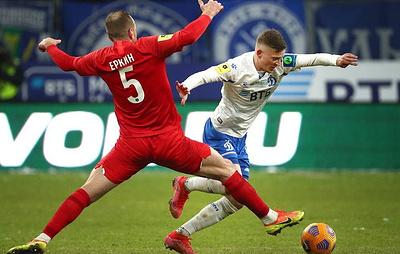 Подозреваемые в игре на ставках футболисты 'Тамбова' дадут показания в РФС 2 апреля