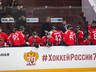 Хоккеист 'Кузнецких Медведей' получил черепно-мозговую травму после драки с соперником