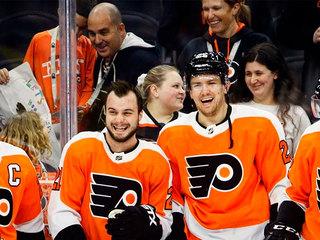 НХЛ. 'Филадельфия' выиграла стартовый матч сезона у 'Питтсбурга'