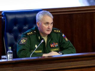 Генерал Картаполов: российские военные предотвратили кровопролитие в Крыму