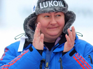 Вяльбе прокомментировала триумф россиян на 'Тур де Ски'