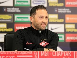 Тедеско обратился к Промесу во время пресс-конференции