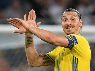 Златан Ибрагимович готов вернуться в сборную Швеции