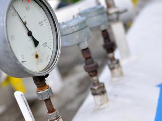 В Европе осталось менее половины запасов газа из-за морозов