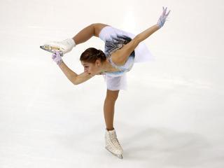 Косторная отказалась от участия в чемпионате России по фигурному катанию