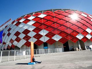 Стадион 'Спартака' претендует на проведение финала Кубка России